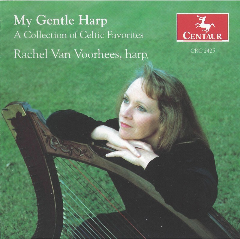 CRC 2425 My Gentle Harp:  A Collection of Celtic Favorites
