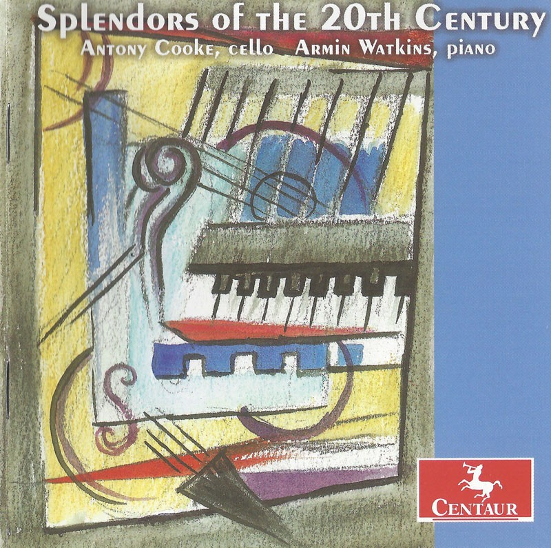 CRC 2723 Splendors of the 20th Century.  Ludwig Thuille: Sonata, Op. 22