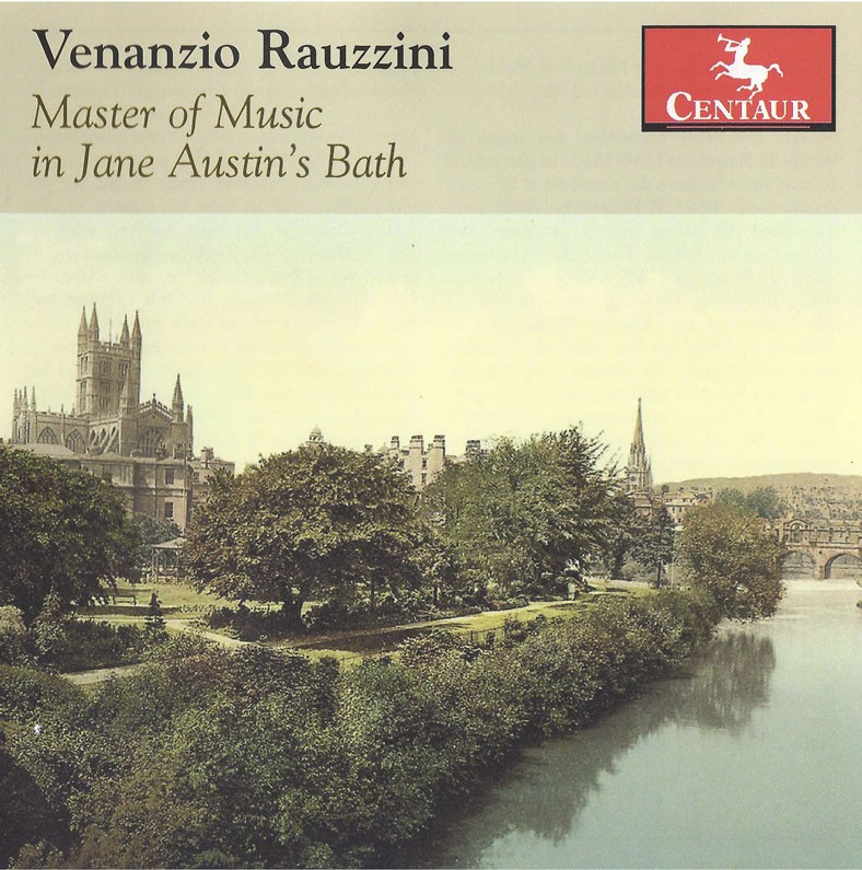 CRC 3276 Venanzio Rauzzini:  Master of Music in Jan Austin's Bath