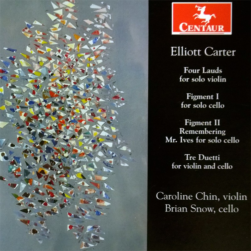 CRC 3291 Elliott Carter