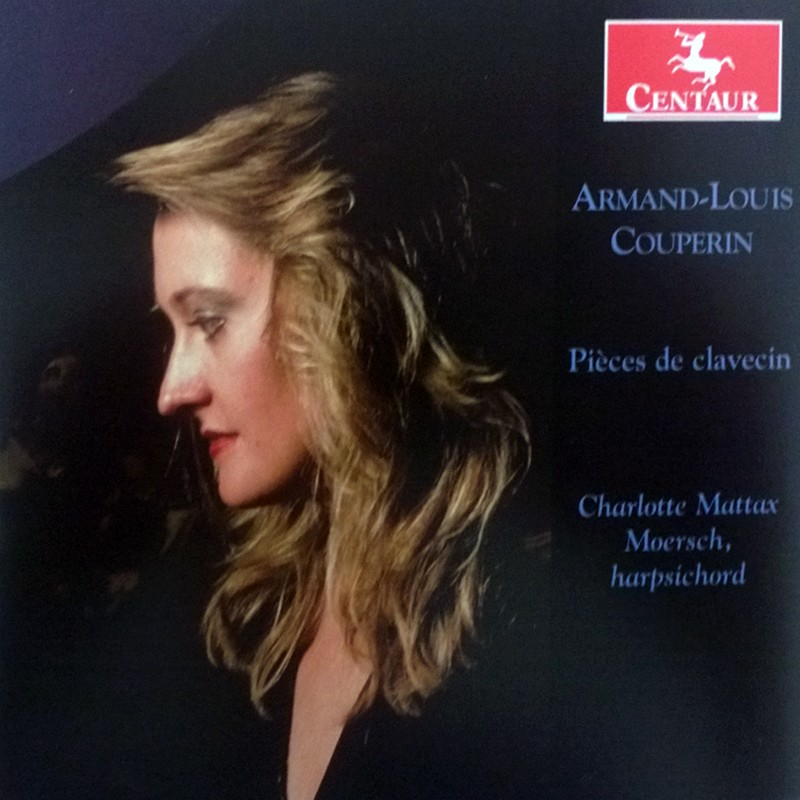 CRC 3303 Armand-Louis Couperin: Pieces de clavecin
