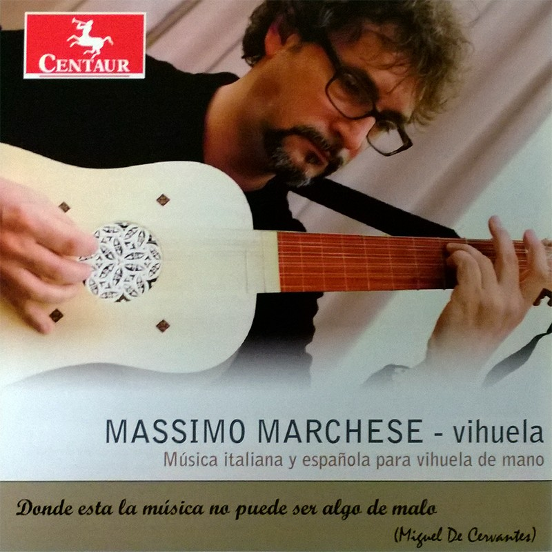 CRC 3312 Si amores me han de matar: Italian and Spanish music for Vihuela de Mano