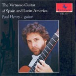 CRC 2113 The Virtuoso Guitar of Spain and Latin America