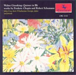 CRC 2122 Walter Gieseking: Quintet in Bb