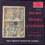 CRC 2145 Satires, Desires, and Excesses, Music from the Carmina Burana