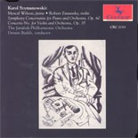 CRC 2153 Karol Szymanowski: Symphony Concertante for Piano and Orchestra, Op. 60