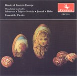 "CRC 2211 ""Music of Eastern Europe"": Woodwind works by Sabaneyev, Zeiger, Svoboda, Janacek, and Hidas"