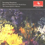 CRC 2251 Inventing Situations:  Music for String Quartet by David Cleary