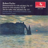 CRC 2278 Robert Fuchs:  Phantasiestücke for viola and piano, Op. 117