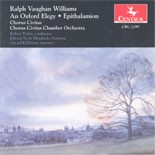 CRC 2299 Ralph Vaughan Williams:  An Oxford Elegy