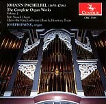 CRC 2306 Johann Pachelbel: The Complete Organ Works, Volume 2