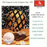 CRC 2310 CDCM Computer Music Series, Volume 24.  The Composer in the Computer Age--VII.
