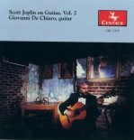 CRC 2379 Scott Joplin on Guitar, Vol. 2.  Sugar Cane