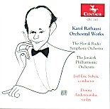 CRC 2402 Karol Rathaus: Orchestral Works. Suite for Violin and Orchestra, Op. 27