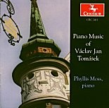 CRC 2411 Piano Music of Vaclav Jan Tomasek