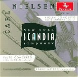 CRC 2442 Carl Nielsen: Concerto for Violin and Orchestra, Op. 33