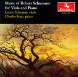 CRC 2444 Music of Robert Schumann for Viola and Piano