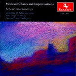 CRC 2456 Medieval Chants and Improvisations