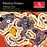 "CRC 2461 ""Fabulous Femmes:"" Louise Talma: Thirteen Ways of Looking at a Blackbird"