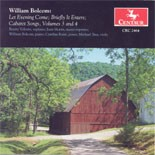 CRC 2464 William Bolcom: Let Evening Come