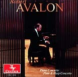 CRC 2484 Robert Avalon: Piano Concerto