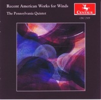 "CRC 2509 ""Recent American Works for Winds;"" Steve Cohen: Wind Quintet"