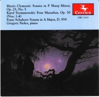 CRC 2533 Muzio Clementi: Sonata in F Sharp Minor, Op. 25, No. 5