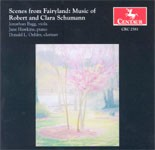 CRC 2581 Scenes from Fairyland: Music of Robert and Clara Schumann.