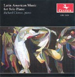 CRC 2606 Latin American Music for Solo Piano