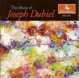 CRC 2661 The Music of Joseph Dubiel.  Songs of the Transformed