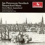 CRC 2747 Jan Pieterszoon Sweelinick:  Harpsichord Music.  Ballo del Granduca, 5 verses