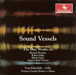 CRC 2765 Sound Vessels.  Richard Wernick:  Duo for Cello and Piano