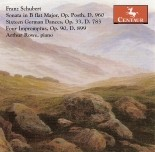 CRC 2794 Franz Schubert:  Sixteen German Dances (Deutsche Tanze) D. 783