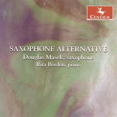 CRC 2823 Saxophone Alternative.  Frank Ticheli:  Songs of Tagore