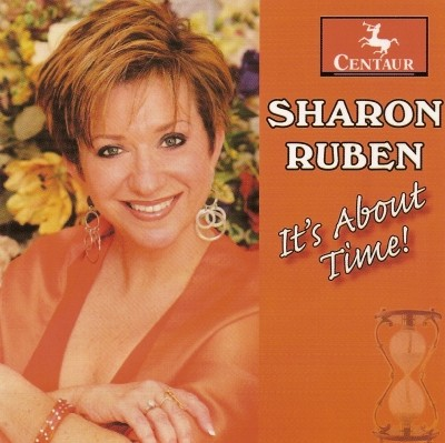 CRC 2825 Sharon Ruben:  It's About Time!  I'm Old Fashioned