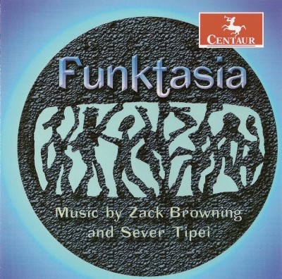 CRC 2834 Funktasia:   Music by Zack Browning and Sever Tipei.  Browning:  Pure Sweat