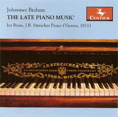 CRC 2850 Johannes Brahms:  The Late Piano Music.  Seven Fantasias, Op. 116