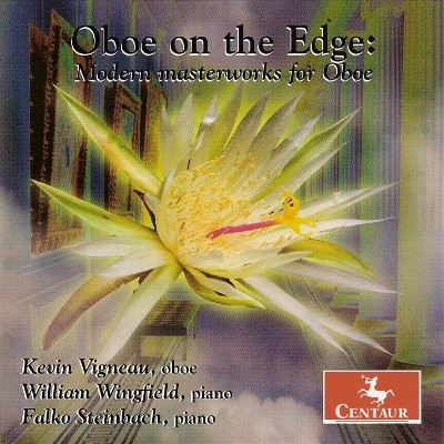 CRC 2863 Oboe on the Edge:  Modern Masterworks for Oboe.  Antal Dorati:  Duo Concertante for Oboe and Pianoforte