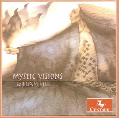 CRC 2870 William Hill:  Mystic Hill.  Mystic Visions, Spiritual Echos