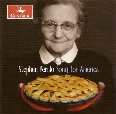 CRC 2885 Stephen Perillo:  Song for America.  Symphony No. 1