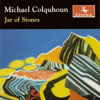 CRC 2924 Michael Colquhoun:  Jar of Stones.  The Maelstrom Percussion Ensemble (Bob Accurso