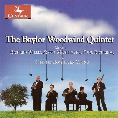 CRC 2959 Richard Willis:  Colloquy for Woodwind Quintet and Percussion