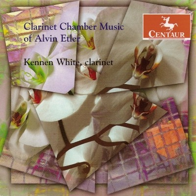 CRC 2964 Clarinet Chamber Music of Alvin Etler.  Sonata for Oboe, Clarinet and Viola