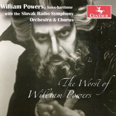 CRC 3001 The Worst of William Powers.  Tosca e un buon falco from Tosca