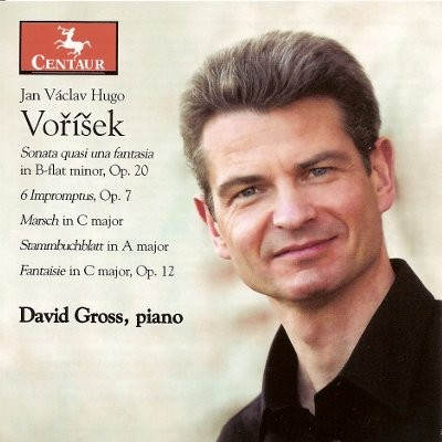 CRC 3022 Jan Vaclav Hugo Vorisek:  Sonata quasi una fantasia in B-flat minor, Op. 20 (Autograph Version, 1825)