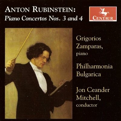 CRC 3032 Anton Rubinstein:  Piano Concertos Nos. 3 and 4
