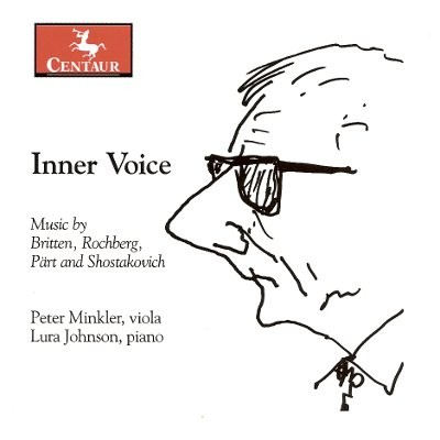 CRC 3049 Inner Voice.  Benjamin Britten:  Lachrymae:  Reflections on a song of Dowland, Op. 48
