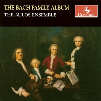 CRC 3068 The Bach Family Album.  Johann Christian Bach:  Quintet in D Major, Op. 22
