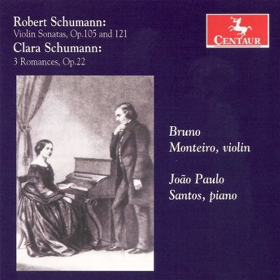 CRC 3086 Robert Schumann:  Sonata No. 1 for Violin and Piano in a minor, Op. 105