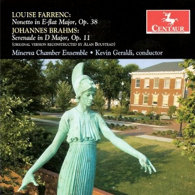 CRC 3092 Jouise Farrenc:  Nonetto in F-flat Major, Op. 38